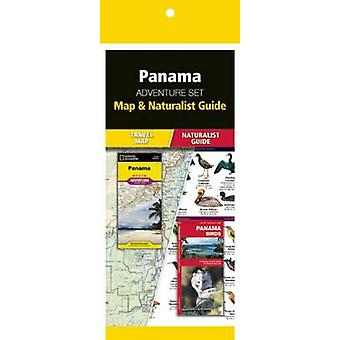 Panama Adventure Set by Waterford Press - National Geographic Maps -
