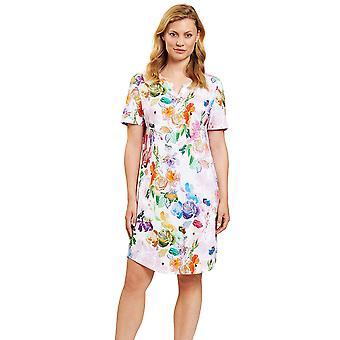 Rosch 1203120-15646 Women's New Romance Fancy Multicoloured Flower Nightdress