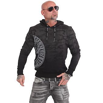 YAKUZA Men's Hooded Sweater Vicious Circle