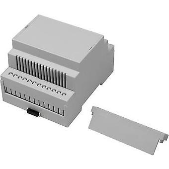 Axxatronic CNMB-4V-KIT-CON DIN rail casing 90 x 71 x 58 Polycarbonate (PC) 1 pc(s)