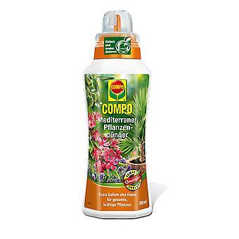 COMPO Fertilizzante vegetale mediterraneo, 500 ml