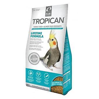 Tropican Maintenance Granulated Food for Cockatiel (Birds , Bird Food)