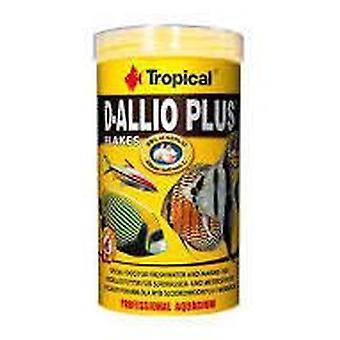 Tropiska D-Allio Plus 100 Ml (fisk, mat, varmt vatten)