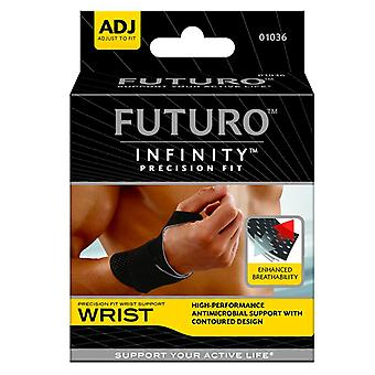 Futuro infinity precision fit wrist support, adjustable, 1 ea