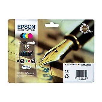 Original cartucho de tinta Epson C13T16264010 negro amarillo Magenta Cyan