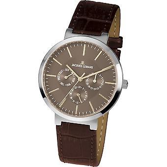 Jacques Lemans - Wristwatch - Ladies - Milano - Classic - 1-1950E