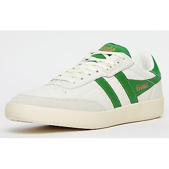 Gola Classics Inca Couro Off Branco / Verde / Off White