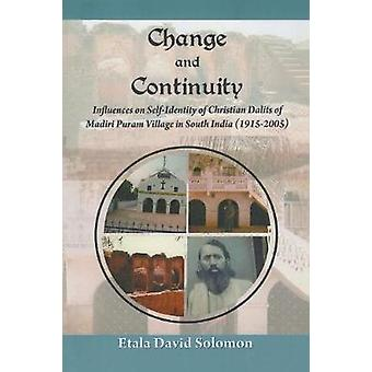 Change and Continuity by Solomon & E. D.
