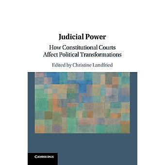 Judicial Power by Christine Landfried