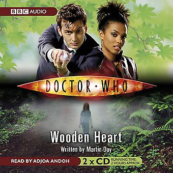 Doctor Who Wooden Heart by Day & Martin