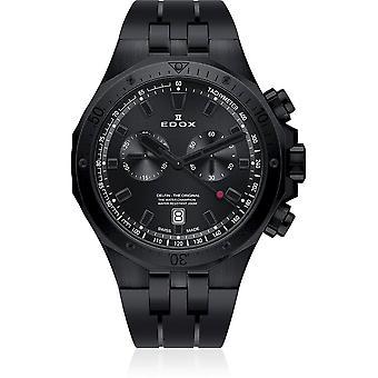 Edox - Relógio de Pulso - Homens - Golfinho - Cronógrafo - 10109 37NCA NINO