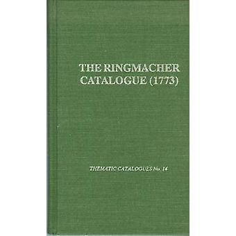 Ringmacher Catalogue (1773) by Barry S. Brook - 9780918728913 Book