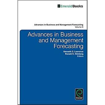 Advances in Business and Management Forecasting - Volume 9 by Kenneth