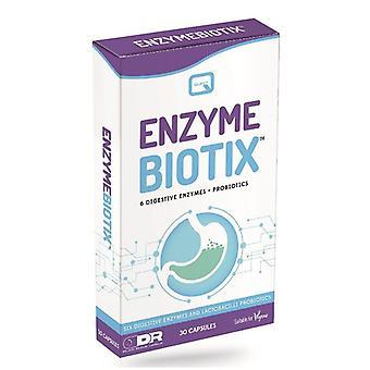 Quest Vitamins Enzymebiotix Caps 30 (601457)