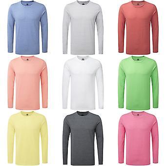 Russell Mens Long Sleeve HD T-Shirt