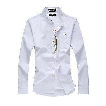 Allthemen Men ' s hosszú ujjú póló fehérnemű tömör Four Seasons shirt