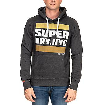 Superdry Men's Nyc Hoodie Dark