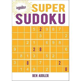 Super Sudoku by Ben Addler - 9781789503524 Book