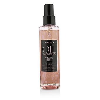 Olje underverk volum rose pre sjampo behandling (for fint hår) 125ml/4.2oz