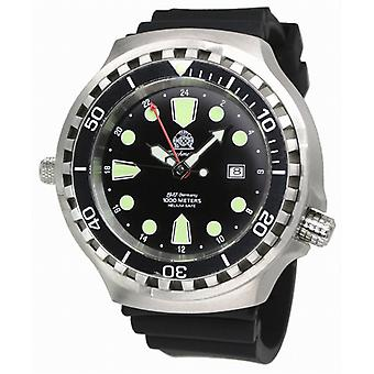 Tauchmeister T0266 automatic diving watch XL 1000 m