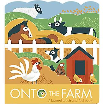 Onto The Farm by Laura Baker - 9780711245358 Book