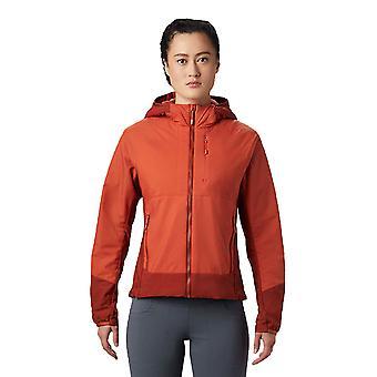 Mountain Hardwear Kor Cirrus Hybrid Women's Hooded Jacket