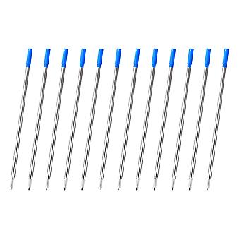 Compatible Cross Type 8513 Blue Ballpoint Refills x12