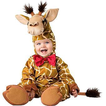 Funny Giraffe Toddler Costume