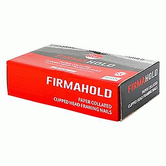 Timco FirmaHold 2.8 x 63mm 1st Fix Ring Shank Stainless Steel Nails Qty 1100 Nails Only