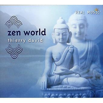 Thierry David - Zen World [CD] USA import