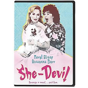 She-Devil [DVD] USA import