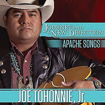 Joe Tohonnie Jr - Journey Into a New Direction: Apache Songs [CD] Usa import