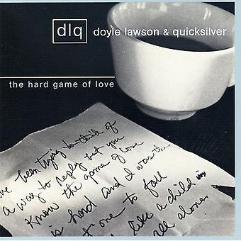 Lawson/Quicksilver - Hard Game of Love [CD] USA import
