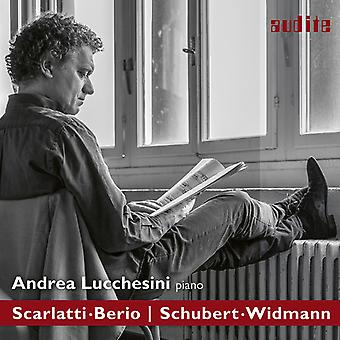 Lucchesini - Dialogues [CD] USA import