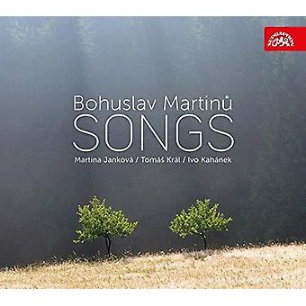 Songs [CD] USA import