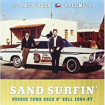 Sand Surfin: El Paso Rock - Vol. 9-Sand Surfin: El Paso Rock [Vinyl] USA import
