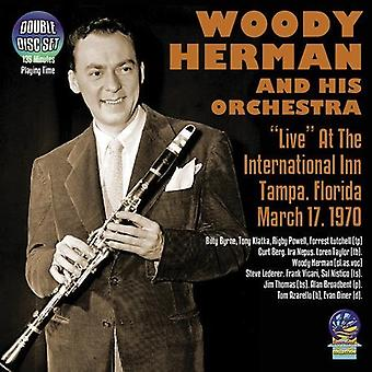 Woody Herman & His Orchestra - Herman;Woody & His Orchestra [CD] USA import