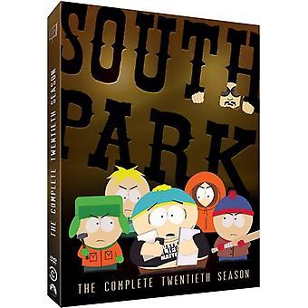 South Park: Importer des USA de la vingtième saison [DVD]