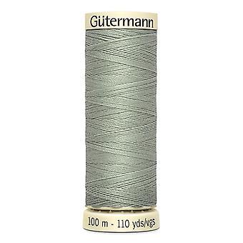 Gutermann Nähen alle 100 % Polyesterfaden 100m Hand- und Maschinenfarbcode - 261