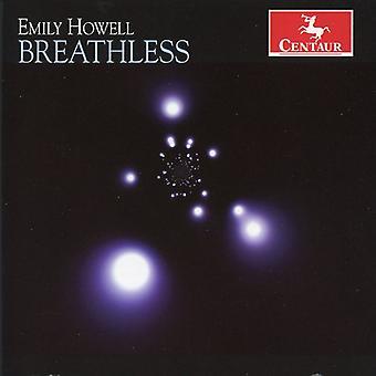 Emily Howell - Breathless [CD] USA import