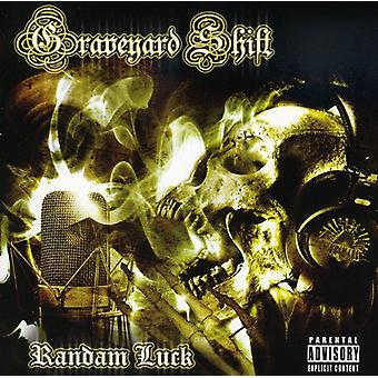 Randam Luck - Graveyard Shift [CD] USA import