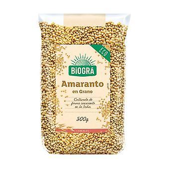 Amaranth in Organic Grain 500 g