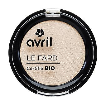 Desert eyeshadow - certified organic 2,5 g of powder