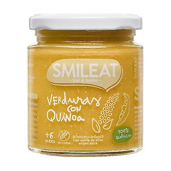 Vegetable Jar with Quinoa 230 g