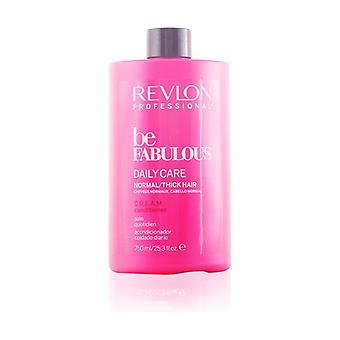 Be Fabulous daily care normal cream conditioner 750 ml