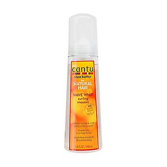 Cantu shea boter nh golf zweep curling mousse 248 ml