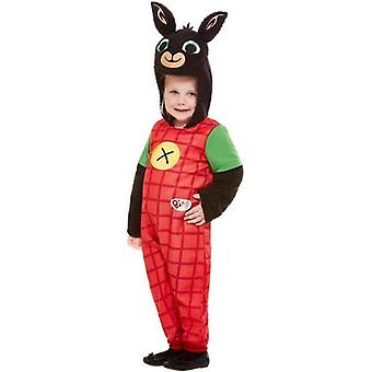 Bing Deluxe Costume Child Red