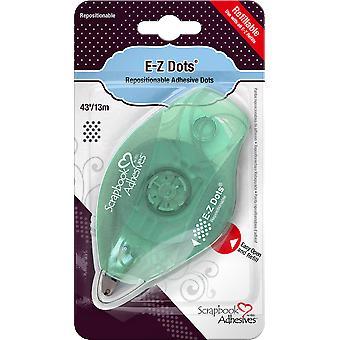 Scrapbook Adhesives E-Z Dots Repositionable Refillable Dispenser