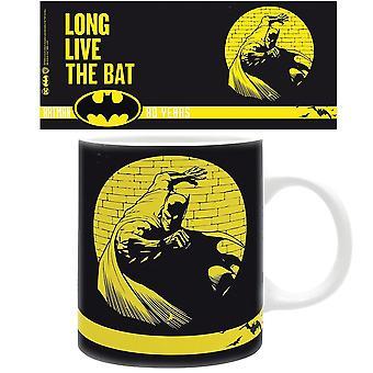 Batman éljen a denevér bögre
