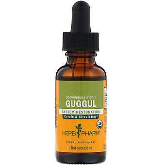 Herb Pharm, Guggul, 1 fl oz (30 ml)